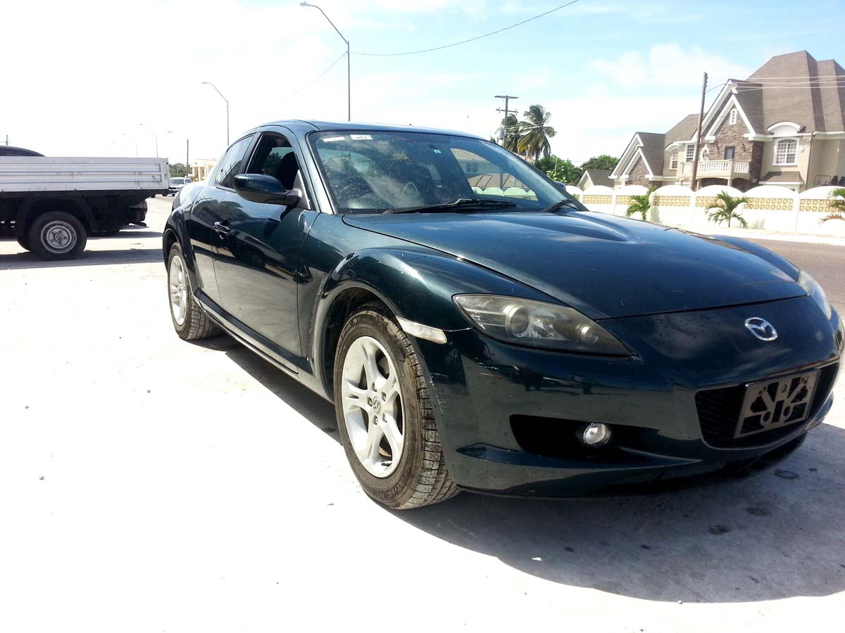 Toyota Suv For Sale >> 2005 Mazda RX-8